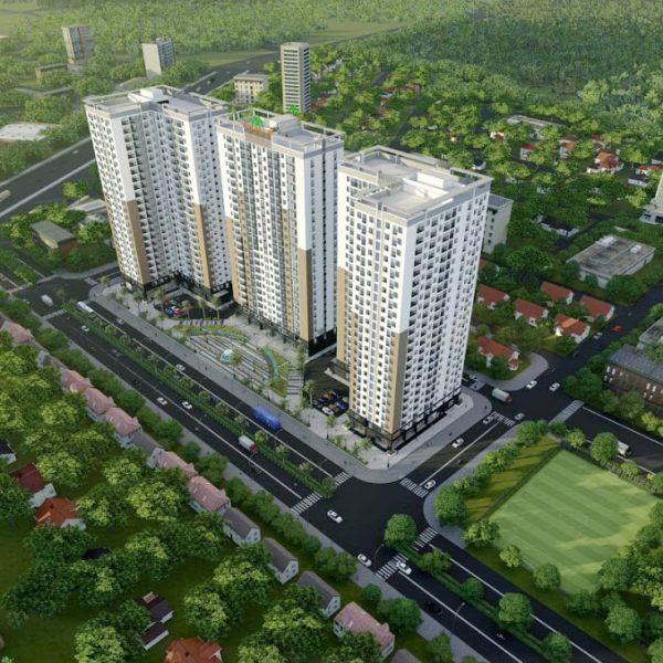 Xuân Mai Tower Thanh Hóa