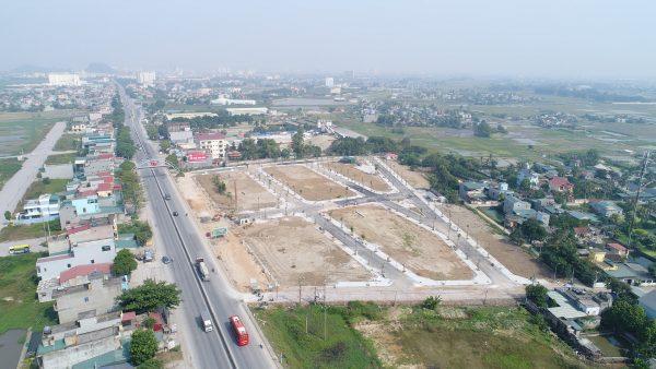 Ảnh thực tế dự án Green Park Hải Hà - Quảng Tân 6