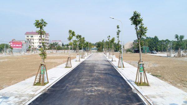 Ảnh thực tế dự án Green Park Hải Hà - Quảng Tân 3