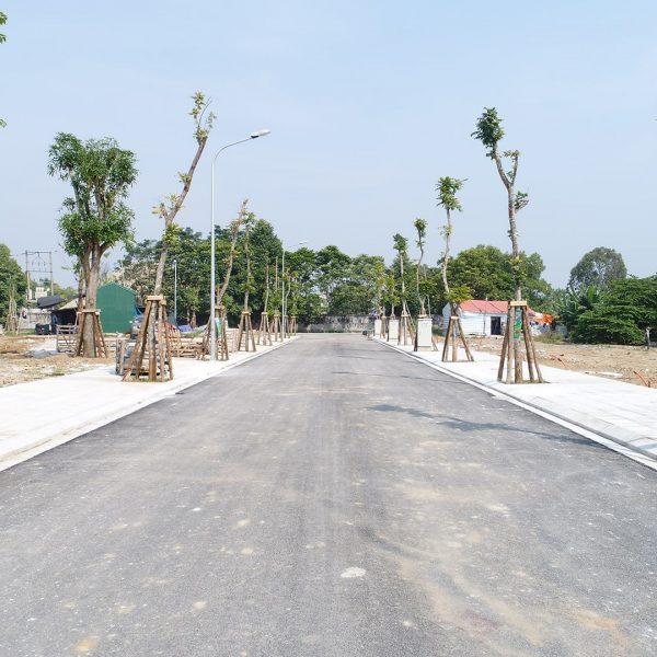 Ảnh thực tế dự án Green Park Hải Hà - Quảng Tân