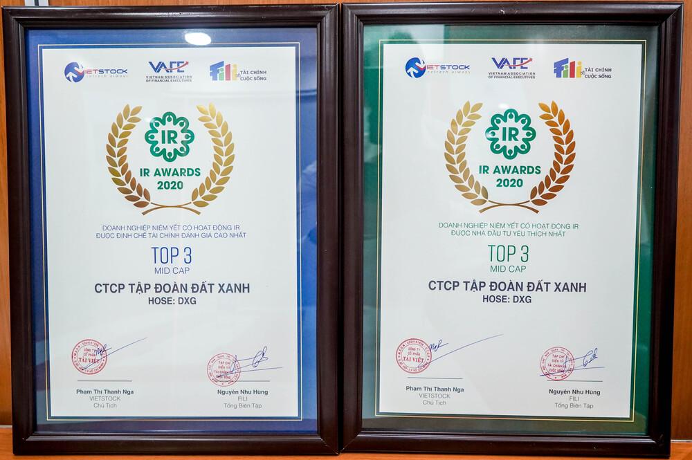 APEA là giải thưởng uy tín dành cho các doanh nghiệp và doanh nhân xuất sắc khu vực châu Á - Thái Bình Dương