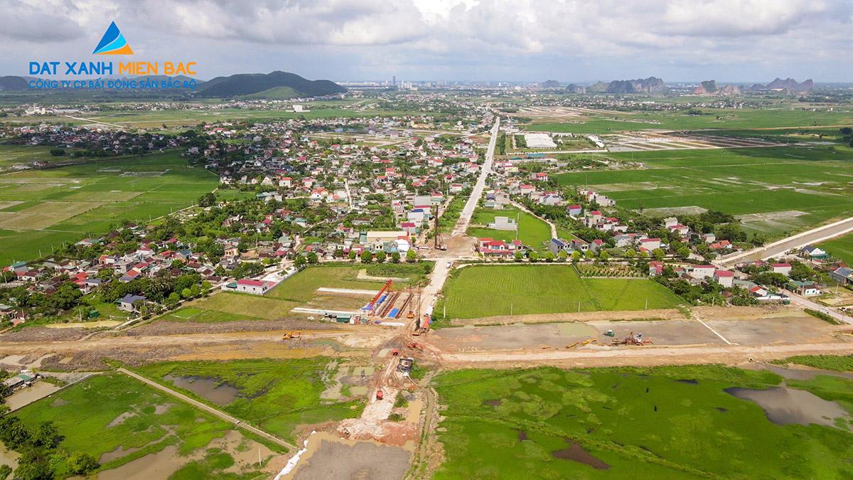 Khu dân cư mới Đồng Nam: Đón đầu khả năng tăng giá nhờ cao tốc Bắc - Nam -ảnh 1